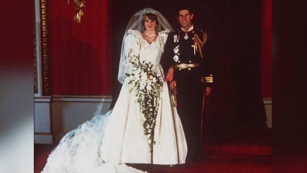 Hemligheten kring bröllopet mellan prins Charles och Diana