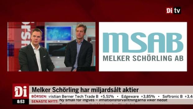 Melker Schörling har miljardsålt aktier