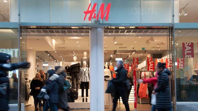 Den svenska modejätten anklagas för rasism och okunskap. Foto: HENRIK ISAKSSON/IBL / /IBL