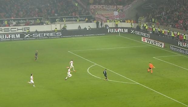 Höjdpunkter: Stuttgart – Bayern München