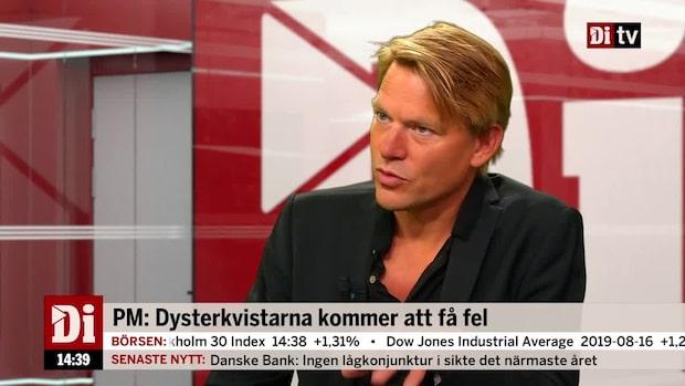 """PM Nilsson: """"Dysterkvistarna kommer att få fel"""""""
