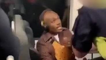 Benjamin Antwi släpades av tåget –se omdiskuterade händelsen
