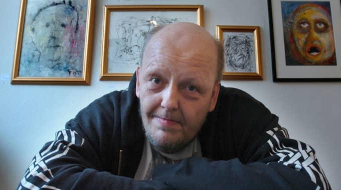 Freddie Wadling uppges ha somnat in efter ett hastigt sjukdomsförlopp. Foto: Leif Gustavsson