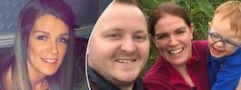 Laura, 32, drabbades av svår migrän – och dog