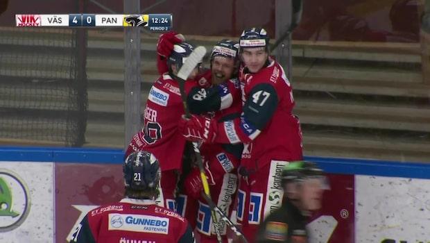 Höjdpunkter: Västervik-Pantern