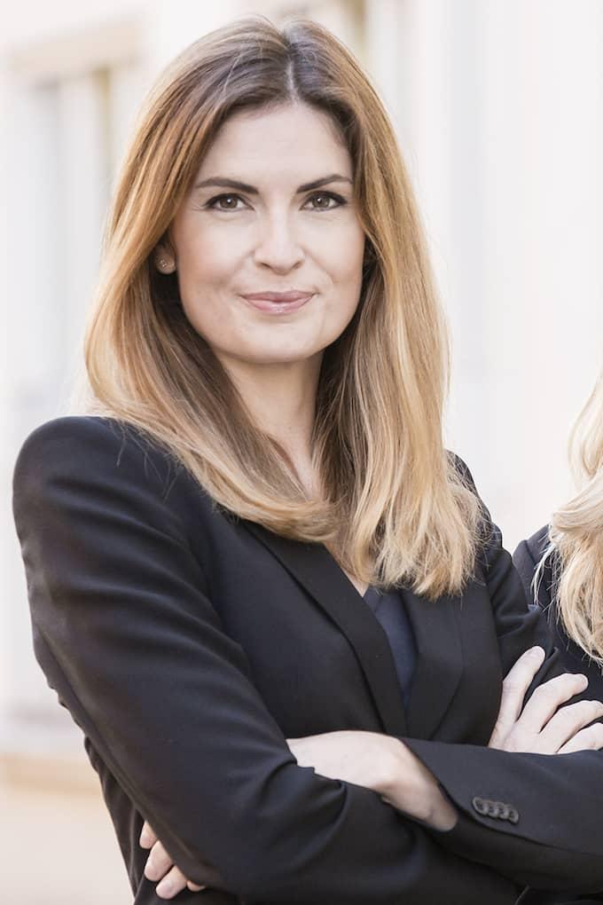 """Emma Persson, SBAB: """"I den här ganska försiktiga vårbudgeten finns inte så stora privatekonomiska nyheter. Det som framförallt sker är att grupper som hamnat på efterkälken nu genom fördelningspolitiska åtgärder får det lite bättre."""" Foto: (C)KLEMNER STUDIO"""