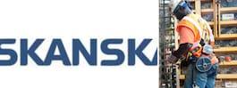 Miljardsmäll för Skanska - byggjätten vinstvarnar