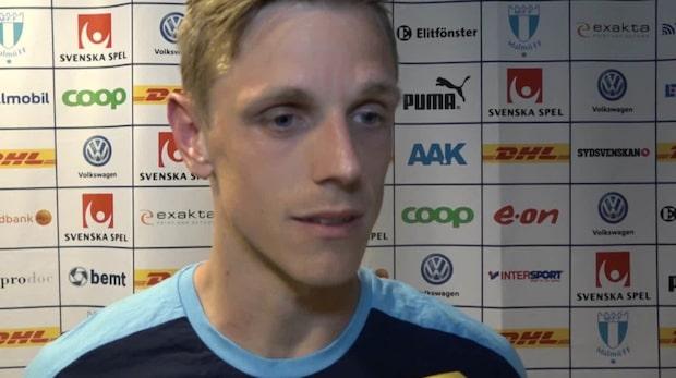"""Sören Rieks: """"Vi visade att vi är bättre än det vi presterat"""""""