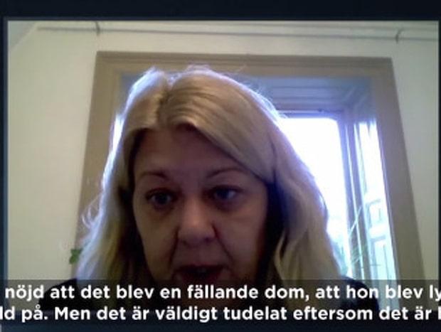 """Målsägandebiträdet om tvångsäktenskapsdomen: """"Oerhört viktig dom"""""""