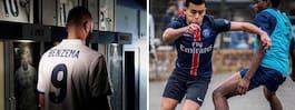Fotbollsdokumentärer och filmer att se på Netflix