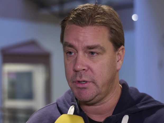 """Salo om Foppas straff: """"Absolut inte genomtänkt"""""""