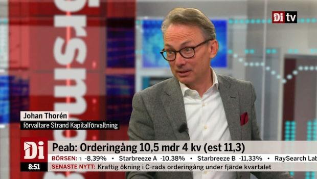 """Thorén: """"Byggbolagens skulder dolda i bostadsrättsföreningarna"""""""