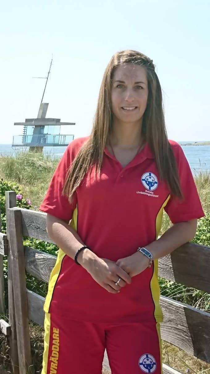 Sophia Arslan har tidigare jobbat som projektledare för Svenska rådet för Hjärt-Lungräddning. Foto: Privat