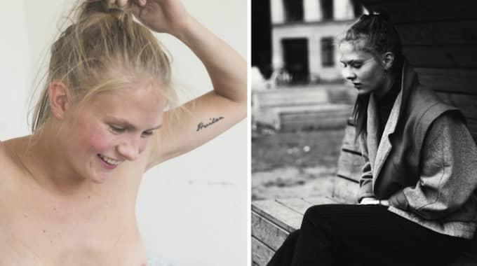 Emmas nakenbilder visades i tysk tv - mot hennes vilja