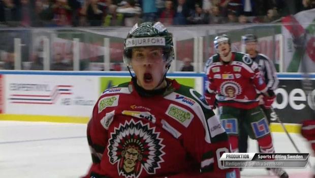 Highlights: Frölunda är klara för semifinal
