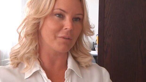 Magdalena Graaf tar ställning om amning