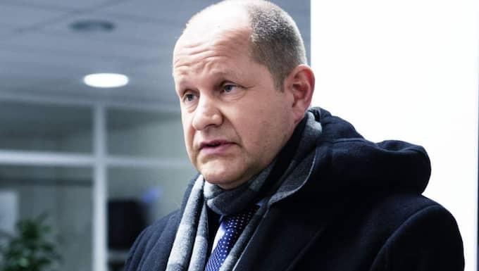 Dan Eliasson JO-anmäls. Foto: Olle Sporrong
