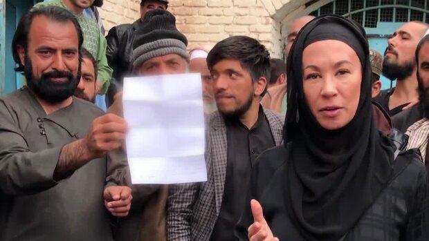 Magda Gad – Talibanerna inifrån