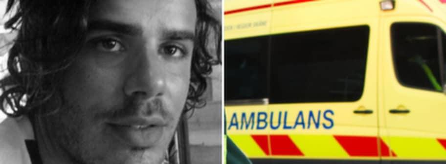Aklagaren sjukskoterskans skyldighet var att skicka ambulans