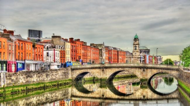 Visste du att Dublin är framröstad till Europas mysigaste huvudstad att bo i.