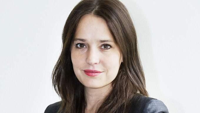 Expressens kulturchef Karin Olsson. Foto: Theo Elias Lundgren