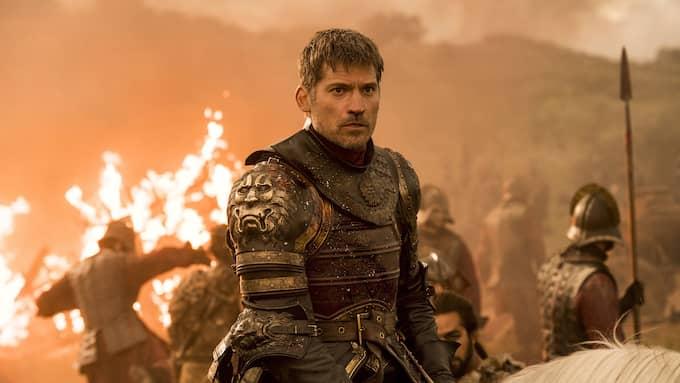 """Hackarna säger sig ha kommit över manus från kommande avsnitt i HBO:s succéserie """"Game of Thrones"""". Foto: MACALL B. POLAY / AP TT NYHETSBYRÅN"""