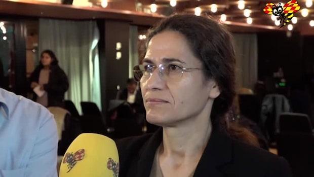 Se hela intervjun med Ilham Ahmed – fruktar slutet för Rojava