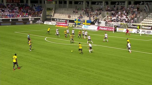 Höjdpunkter: BK Häcken-Örebro SK