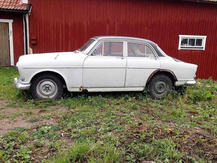 Volvo Amazon B16 Sport från 1958.