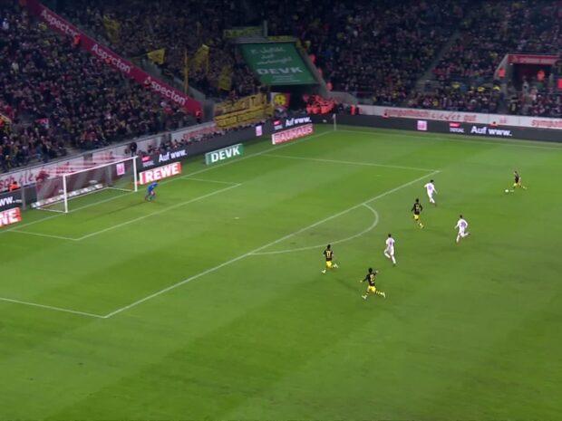 Höjdpunkter: Köln – Dortmund