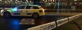 Stor polisinsats efter larm om föremål – var ofarligt