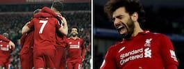 Dubbla Salah-mål när Liverpool vann –igen