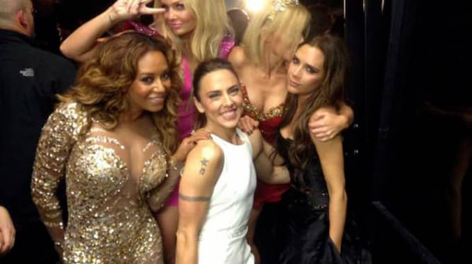 Spice Girls. Foto: © NO CREDIT / ALL OVER PRESS ELIOT