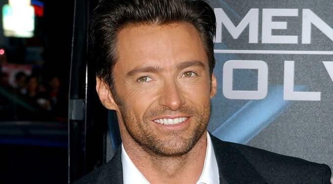 """2003 var Jackman en stor stjärna efter succén som Wolverine i """"X-Men"""", men Disneys chefer ville inte ha honom i rollen som pirat. Foto: Gary Lewis / Retna Ltd."""