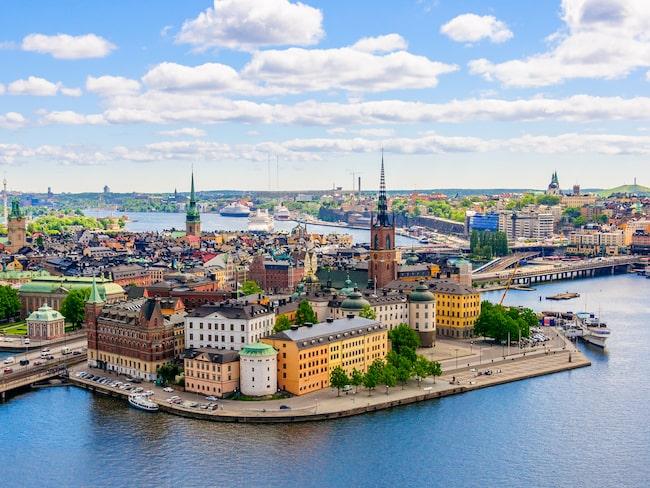 Escort Kvinna Stockholm Milf Söker Yngre