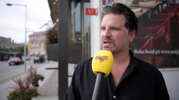"""Sigge Eklund: """"Jag har haft terapeuter som varit usla för mig"""""""