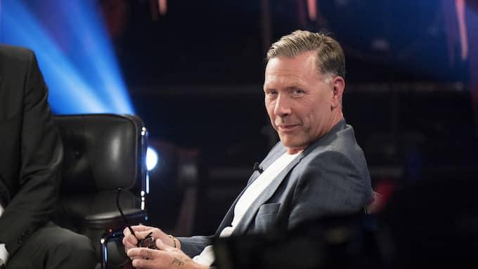 """Under 2016 gästade Mikael Persbrandt det populära tv-programmet """"Skavlan"""". Foto: OLLE SPORRONG"""