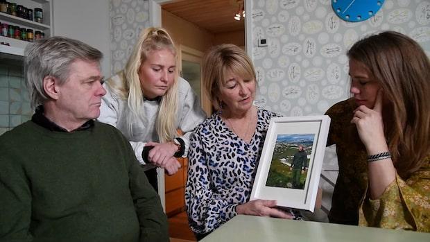 Familjens ilska: Varför kan en så farlig person gå fri?