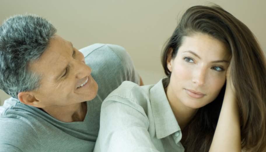 åldersskillnad i förhållande