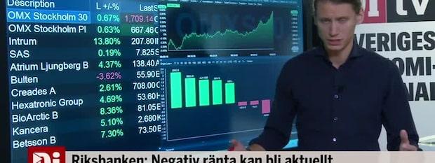 Marknadskoll: Intrum rusar efter omvänd vinstvarning