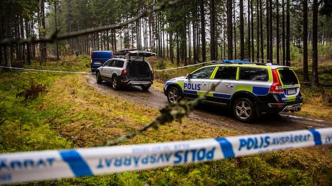 Enligt uppgift till Expressen ska mannen ha tagit livet av sig. Foto: HENRIK JANSSON / GT/EXPRESSEN