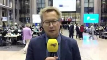 "EU-ledarnas toppmöte i Bryssel: ""Ett klimatfiasko"""