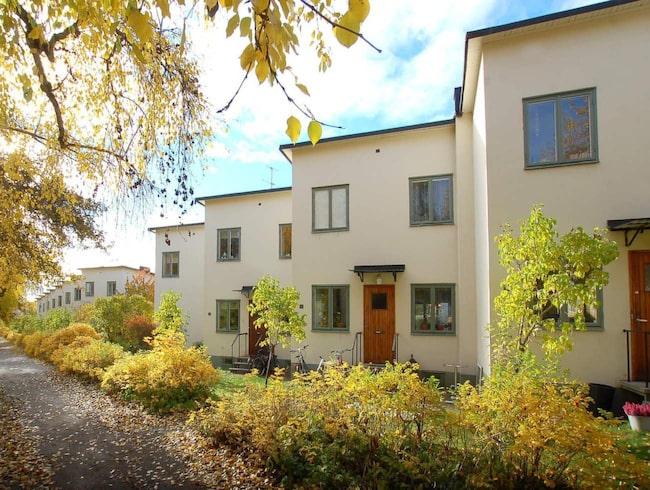 <span>Populära Ålsten i Bromma slog precis rekord – igen. I våras såldes ett av de kända Per Albin-radhusen för 9 375 000 kronor. Nu har ett av husen precis sålts för 13,2 miljoner kronor.</span>
