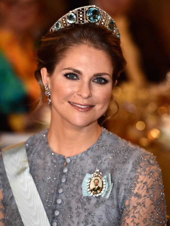 Prinsessan Madeleine är ett av Daniel och Victorias val. Foto: Pascal Le Segretain / GETTY IMAGES GETTY IMAGES EUROPE