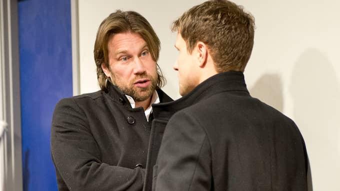 Peter Forsberg och Markus Näslund jobbade tillsammans i Modo efter spelarkarriärerna. Foto: TOMMY PEDERSEN / TOMMY PEDERSEN EXPRESSEN