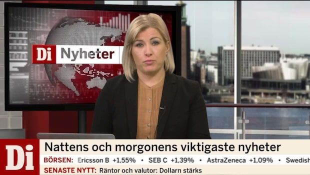 Di Nyheter: 07:30 28/3 2017
