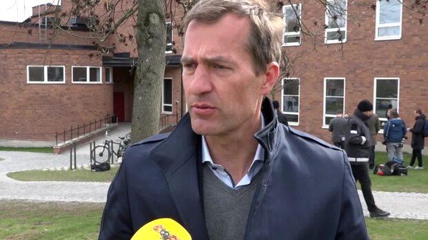 """Tyskens frustration: """"Förstår inte varför Sverige går den här vägen"""""""