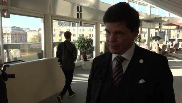 """Andreas Norlén: """"Ett antal partier måste byta position"""""""