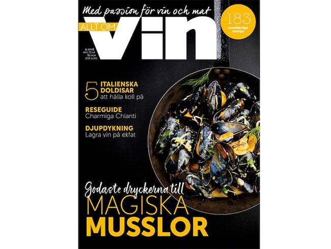 Vingruppens omdömen och betyg på vinerna hittar du i magasinet Allt om Vin och här på sajten.