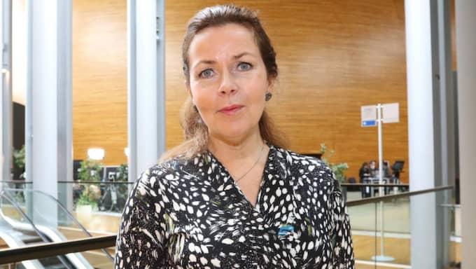 Cecilia Wikström (FP), europaparlamentariker. Foto: Kristofer Sandberg